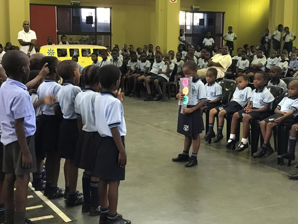 Road Safety Education Shows in South Africa