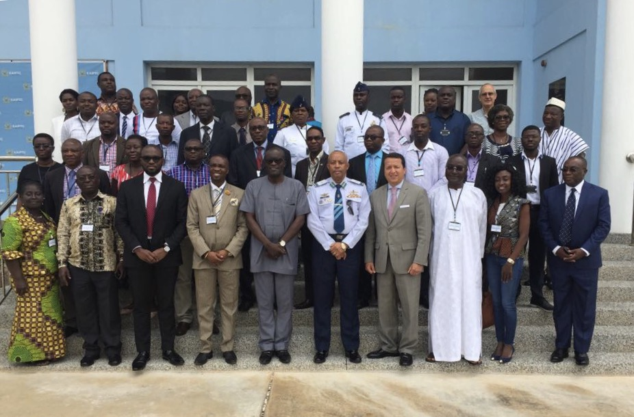 Participants of the Road Safety Management Workshop