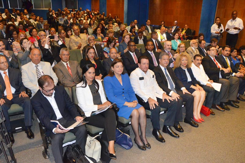Participants of the Conference Strengthening Road Safety in Latin America