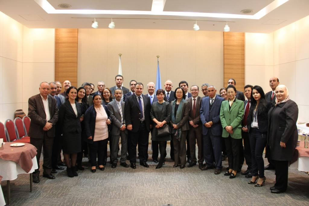 UNITAR Hiroshima Anti-Corruption Training Programme for North Africa