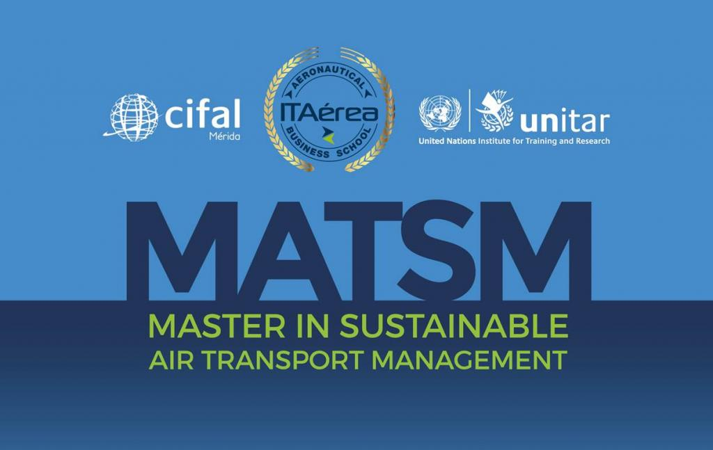 Master in Sustainable Air Transport Management