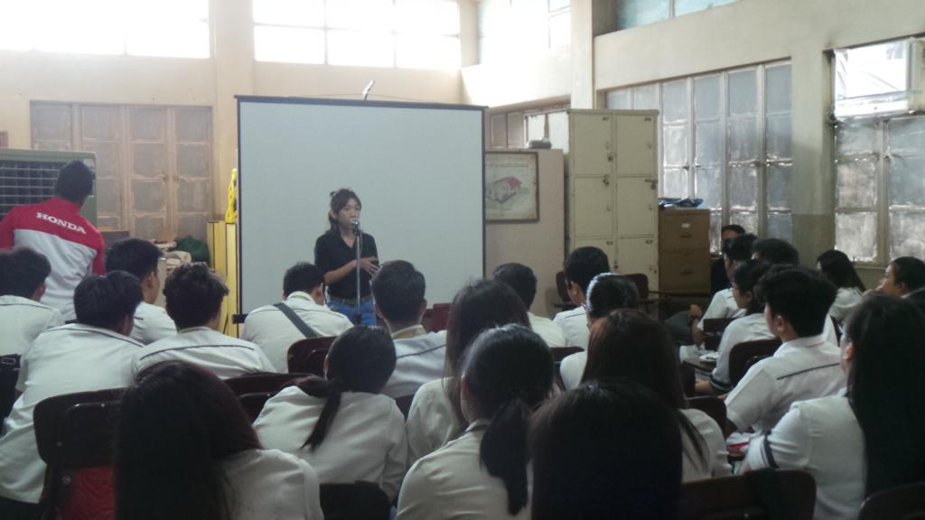 Teen Smart Driving >> CIFAL Philippines Raises Awareness about Road Safety amongst College Students in the Philippines ...