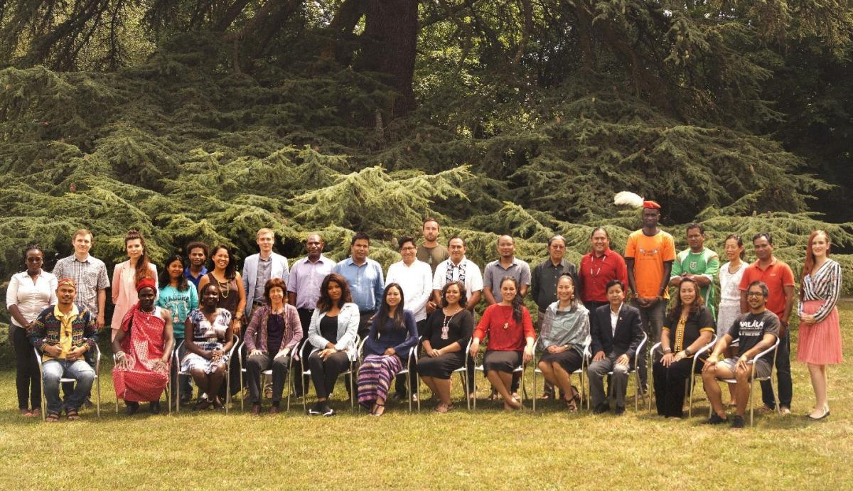 Indigenous Representatives Deepen Knowledge and Strengthen Skills in Conflict Prevention and Peacemaking