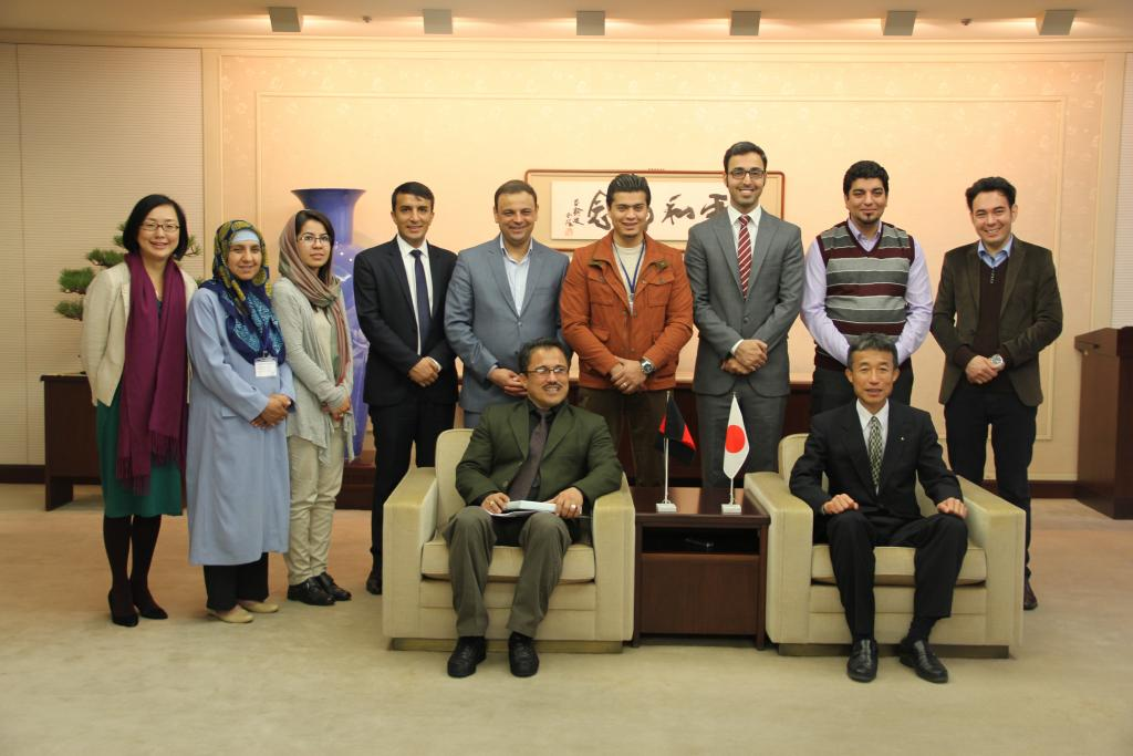 UNITAR Afghanistan Fellowship Programme 2015 Successfully Concludes