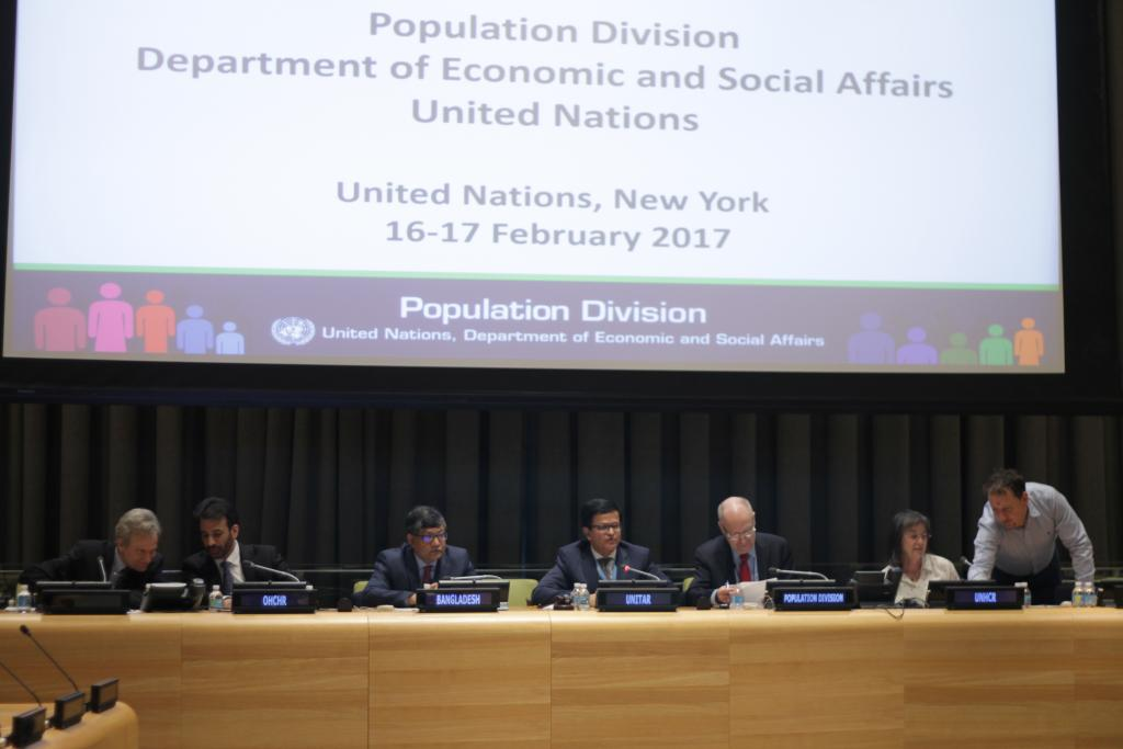 UNITAR Participates in the Fifteenth Coordination Meeting on International Migration