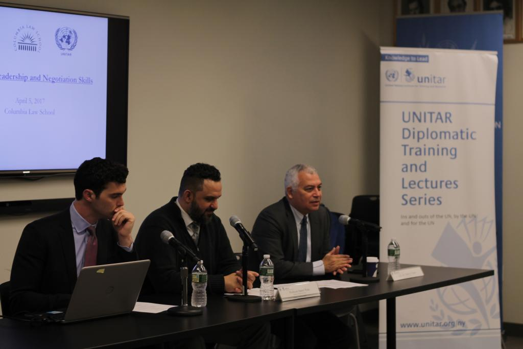 UNITAR Organizes Workshop on Women's Leadership and Negotiation Skills
