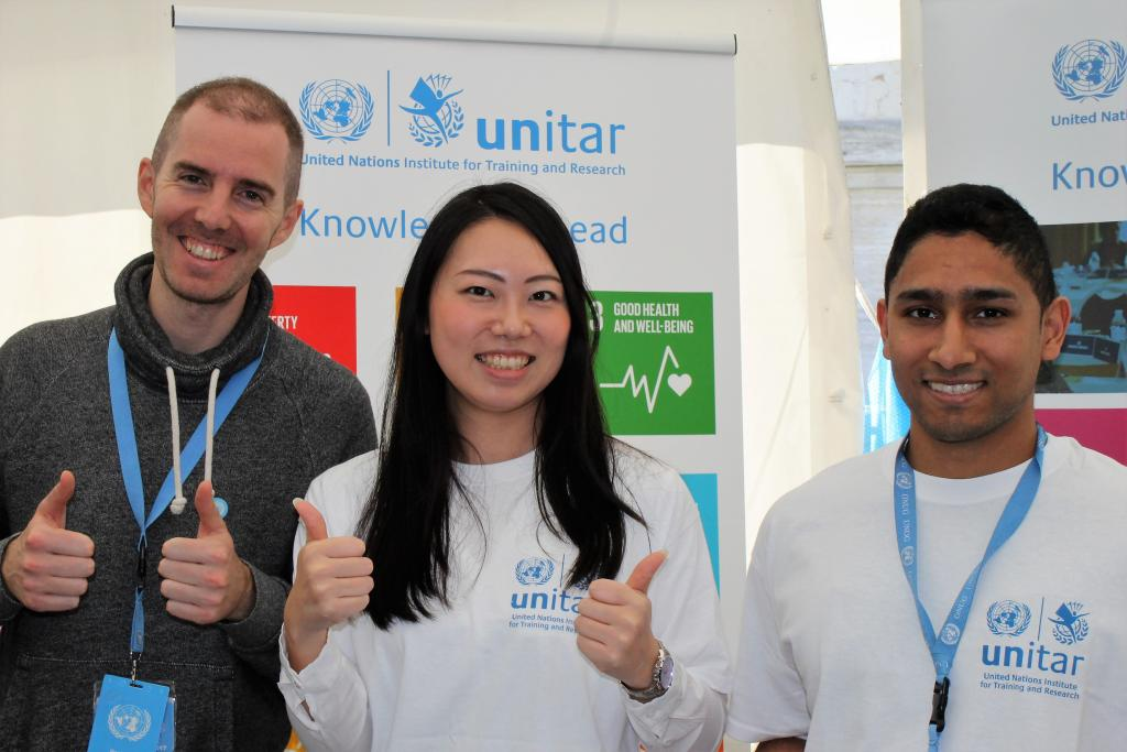 UNITAR participation in the UNOG Open Day