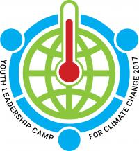 Photo 1: Youth Leadership Camp for Climate Change 2017 Logo.