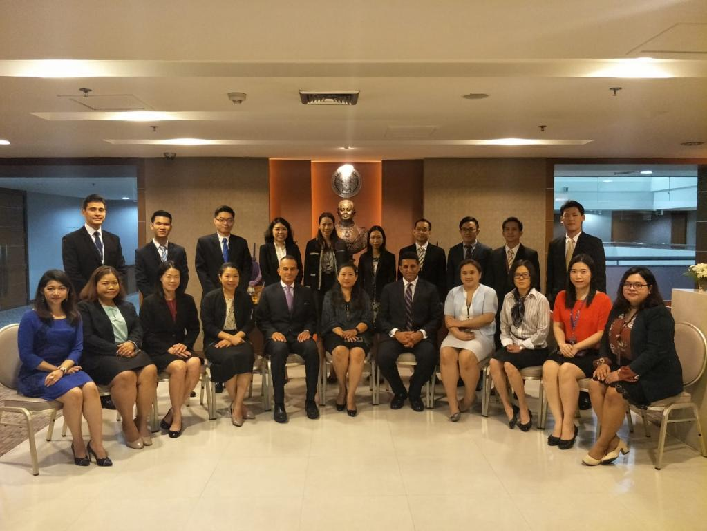 UNITAR training on the UN and the General Assembly for Thai diplomats