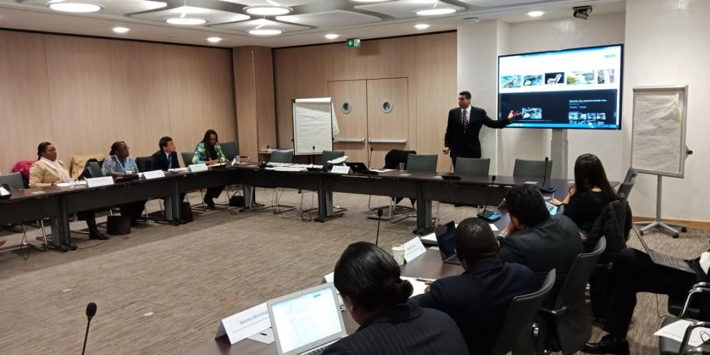 Training Workshop on Effective Writing in Multilateral Diplomacy