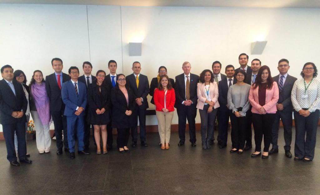 UNITAR holds Training Workshop on Conference Diplomacy and Multilateral Negotiations for Ministry of Foreign Affairs of Mexico