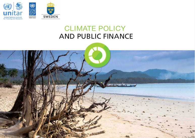 e-tutorial on climate policy and public finance