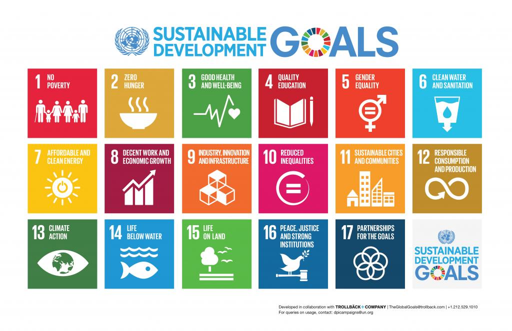 Social Media and the Web 2.0 are Key Tools for the SDGs ...