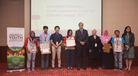 YLCCC 2017 winners awarded during ceremony in Medan