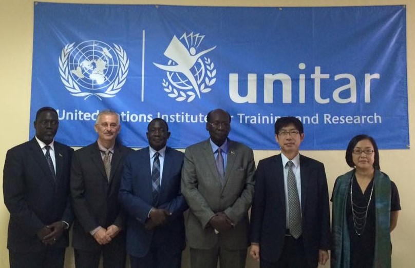 UNITAR South Sudan Fellowship Programme 2015 Guests